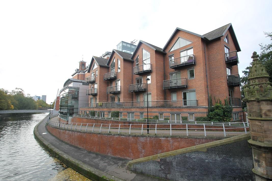 2 Bedrooms Apartment Flat for sale in The Waterfront, Duns Lane, Leicester
